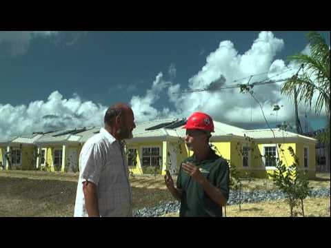 St. Croix Gets Energy Efficient Affordable Housing