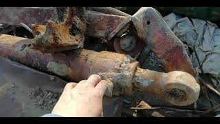 #16. В поисках металлолома. С Garrett по выбитым местам. Хорошие находки