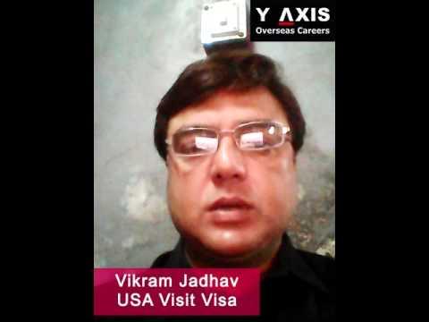 Vikram Jadhav   VISA Visit Visa for USA, UK, Canada, Austra