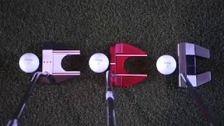 TAYLORMADE RED PUTTERS - FASHION OR SCIENCE???