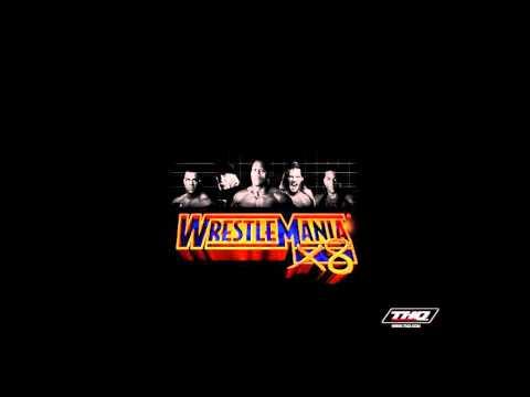 WWF Wrestlemania X8  Tajiri Theme
