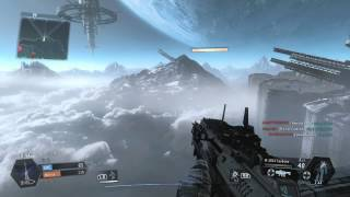 The Geology of Titanfall // Outpost 207: Cloudy Mountains