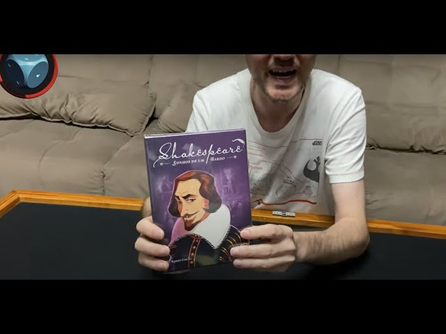Shakespeare - Unboxing