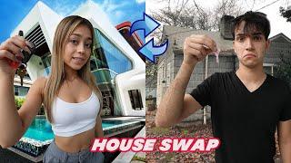House Swap with my Boyfriend