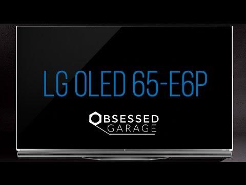 unboxing and basic set up of lg oled65e6p youtube