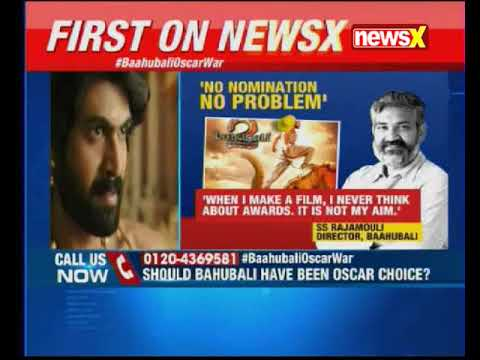 Baahubali Oscar War: Don't make money for awards, says SS Rajamouli
