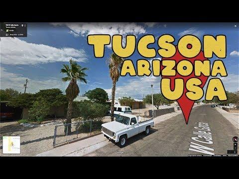 Let's Take A Virtual Tour Of Tucson Arizona!