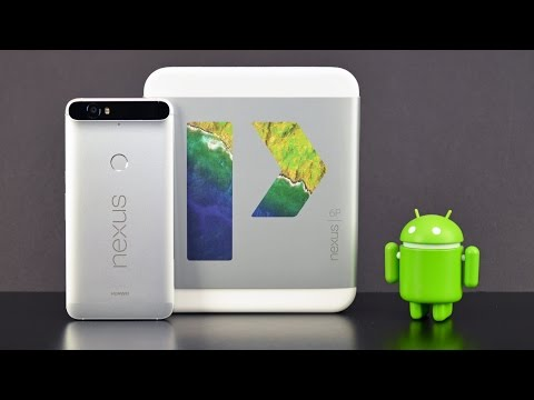Google Nexus 6P: Unboxing & Review