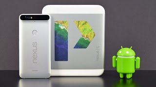 Google Nexus 6P: Unboxing & Review