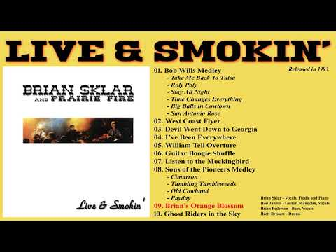 Brian Sklar - Brian's Orange Blossom Special Mp3