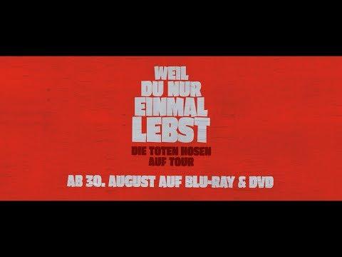 """Die Tote Hosen Film: """"Weil du nur einmal lebst - Die Toten Hosen auf Tour"""""""