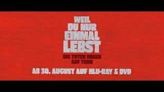 """Die Toten Hosen // DVD & Blu-ray """"Weil du nur einmal lebst - Die Toten Hosen auf Tour"""" am 30.08."""