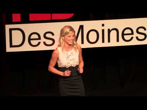 Bullying, death, and drama: Katie Cole at TEDxYouth@DesMoines