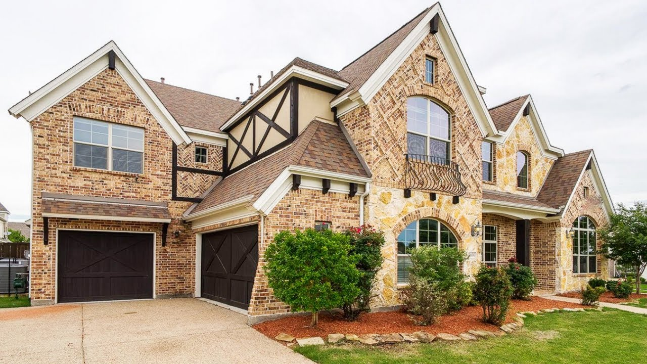 4,726 SF, Bank-Owned on 0.27-Acre, Balcony, 5-Bed, 4-Bath, 3-Car, NE of Dallas Home For Sale