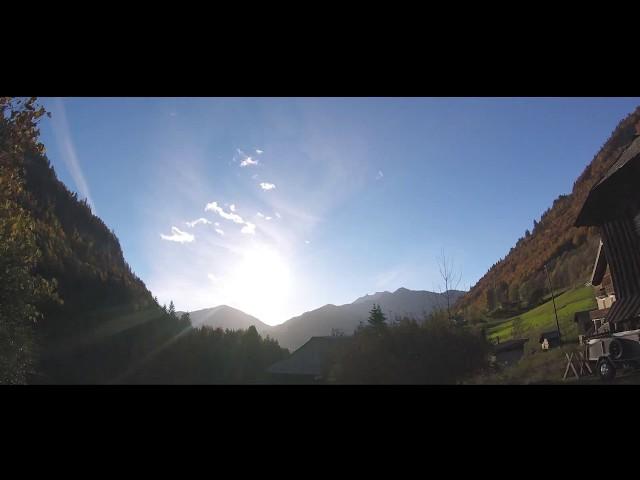 #Timelaps #Mountain #GoPro test #GoPro #HeroSession