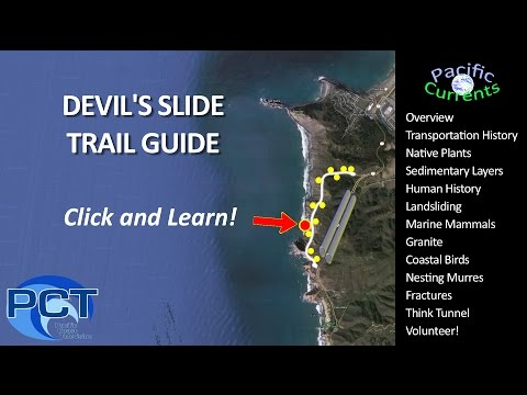 Devil's Slide Trail Guide