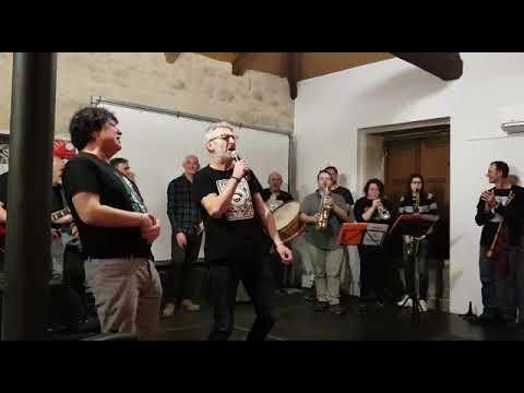 Xermolos presenta o CD e DVD do XL Festival de Pardiñas