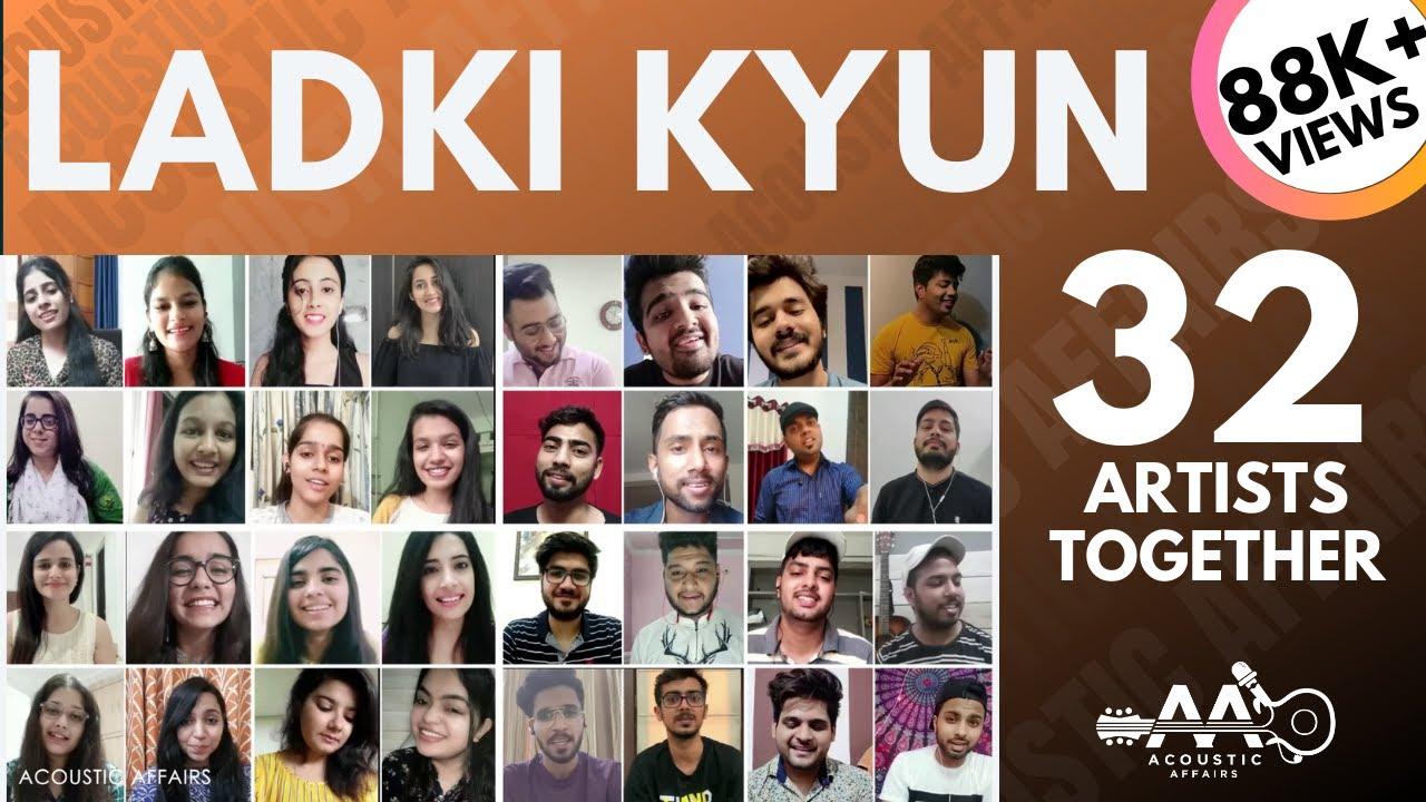 Download Ladki Kyon Na Jane Kyun - Hum Tum | 32 Singers Together | Saif Ali Khan | Rani | Acoustic Affairs