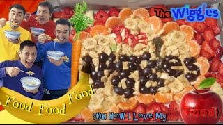 Watch Wiggles Food Food Food oh How I Love My Food video