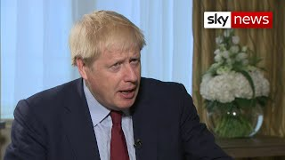 Boris Johnson refuses to deny affair with businesswoman