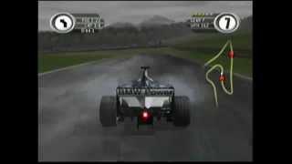 EA Spot F1 2001 Montoya at Red Bull Ring (Gameplay)
