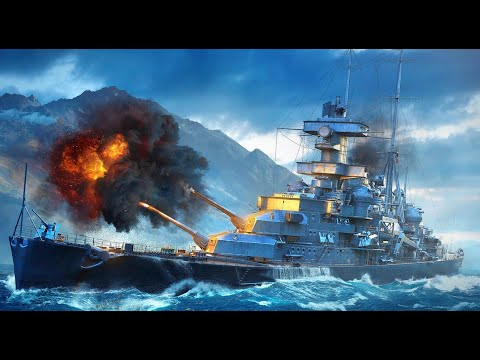 Japanese Battleship Tech Tree | WoWs Legends Console - YouTube