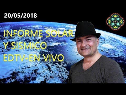 20/05 Informe solar y sismico