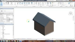 Revit Utility Shed Part 2A
