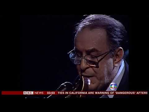 João Gilberto passes away (1931 - 2019) (Brazil) - BBC News - 7th July 2019 Mp3