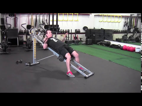 Total Gym Weight Bar Attachment: Chest Press and Pullovers - Total Gym Pulse
