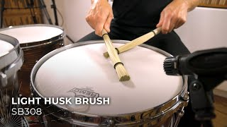 MEINL Stick & Brush Light Husk Brush SB308