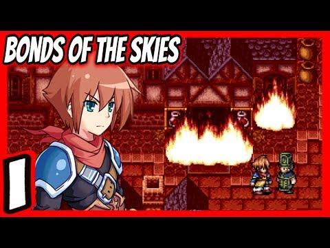 Bonds Of The Skies Walkthrough [1] Air Grimoa Nogard [Xbox One X] [60 FPS]