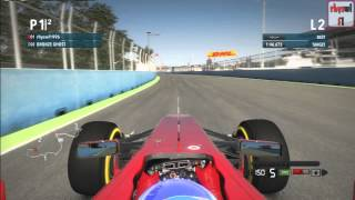 F1 2012 | Time Attack | Valencia GOLD 1:39 588