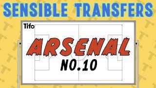 Sensible Transfers: Arsenal - Attacking Midfielder