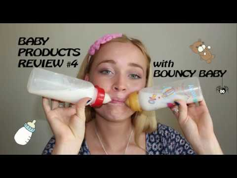 Funny Baby Bottle Review