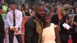 Queen of Katwe Premiere at TIFF 2016