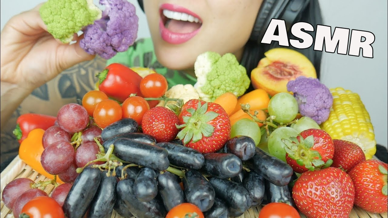Asmr Delicious Fruits And Vegetables Satisfying Crunch Eating Sounds No Talking Sas Asmr Youtube Asmr fruits eating sounds no talking sas asmr. asmr delicious fruits and vegetables satisfying crunch eating sounds no talking sas asmr