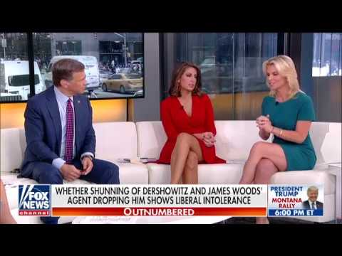 'Outnumbered' Takes on Shunning of Dershowitz, Woods