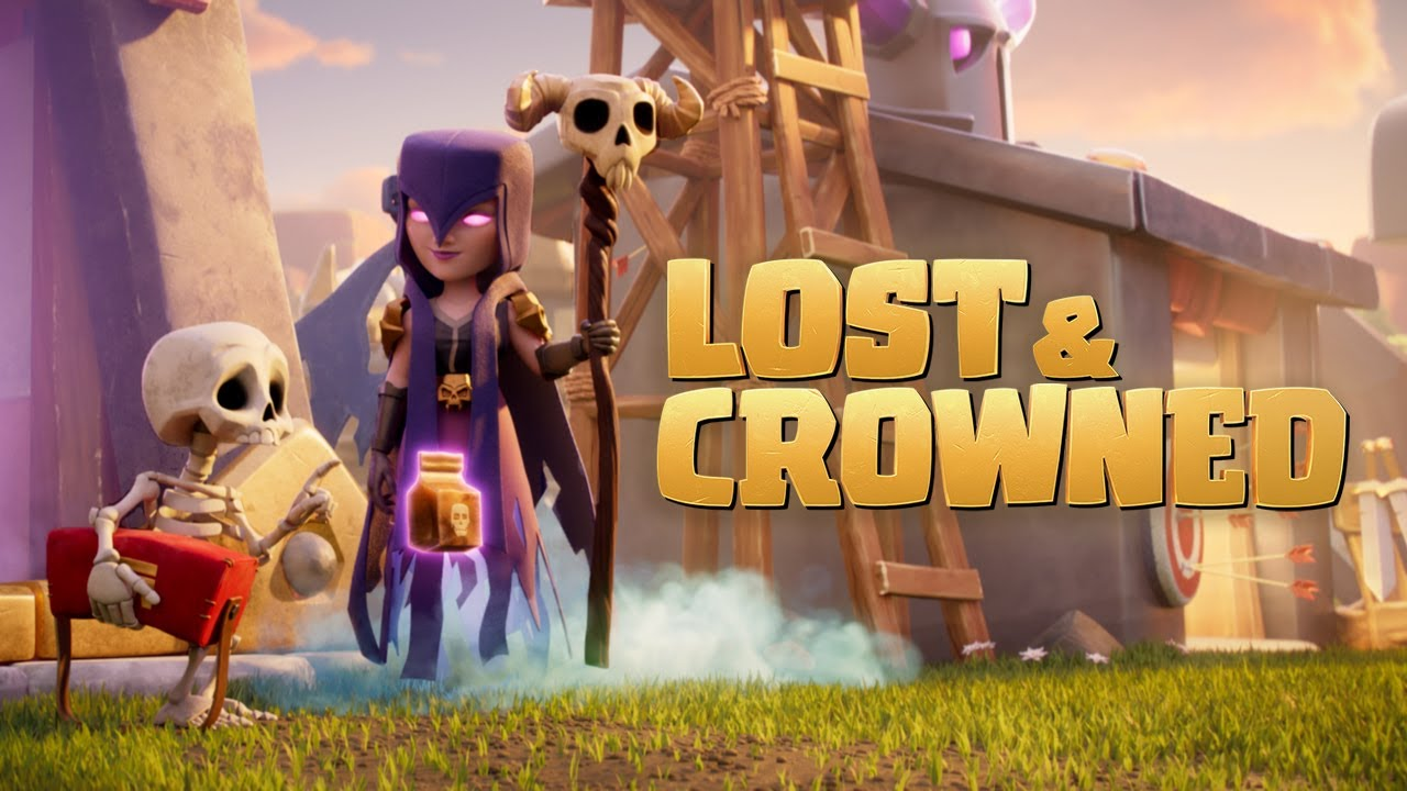 LOST & CROWNED | A Clash Short