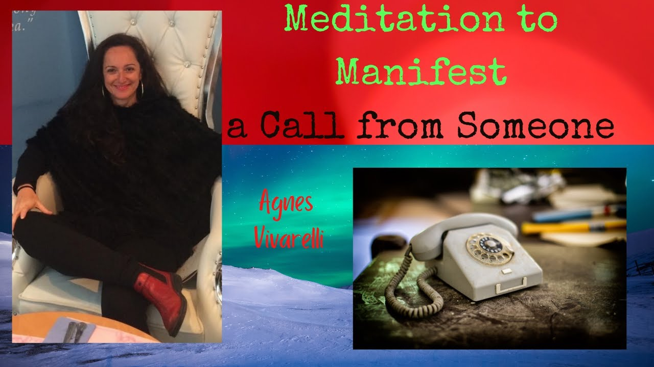 Meditation to Manifest a call from Someone - YouTube