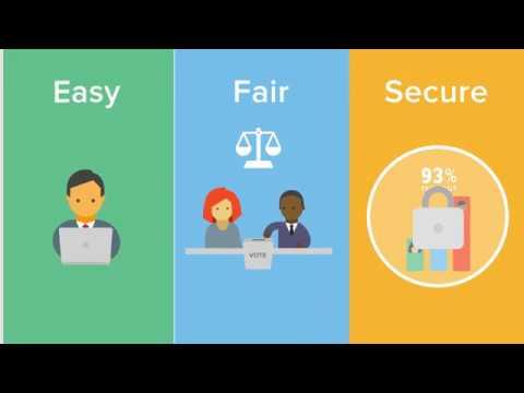 eBallot Online Voting Introduction Video