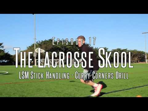 Lacrosse Skool - Brian Karalunas Teaches LSM Stick Handling