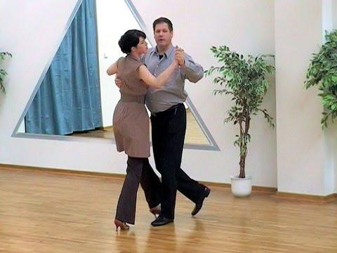 Tanzkurs Stufe V - Gold - Langsamer Walzer komplettes Video