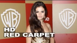 2013 WB/Instyle Party: Selena Gomez Interview
