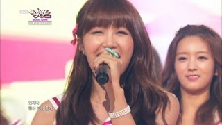 [Music Bank K-Chart] 3rd Week of July & Apink - No no no (2013.07.19)