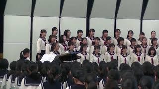2017.11.21 中学合唱会 2年自由曲集 thumbnail