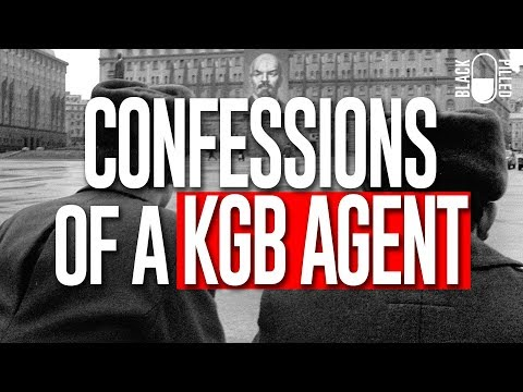Confessions of a KGB Agent