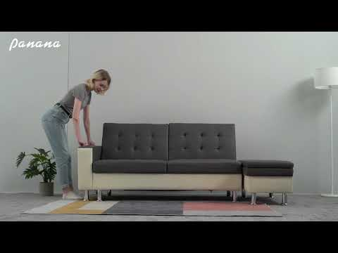 Multi-functional Sofa Bed With Storage