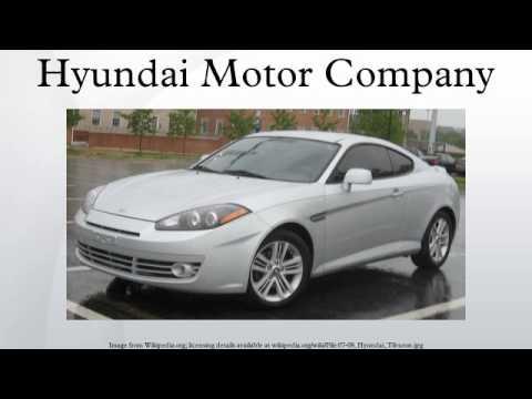 Hyundai motor company youtube for Hyundai motor company usa