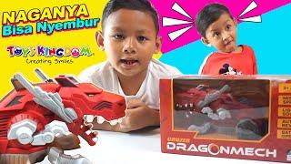 Praya Buka Mainan Naga Robot